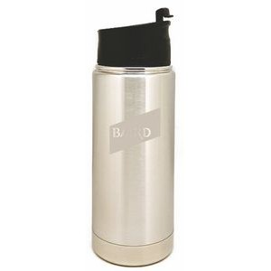 Scout 16oz Vacuum Insulated Double Wall Stainless Steel Bottle