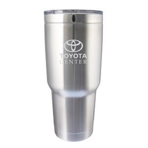 Big Boss 32oz. Tumbler - Double Wall Vacuum Insulated 304 Stainless Steel BPA Free